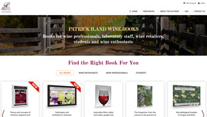 Patrick Iland Wine Books